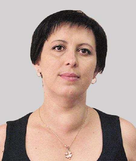 Курчанова Виктория Владимировна
