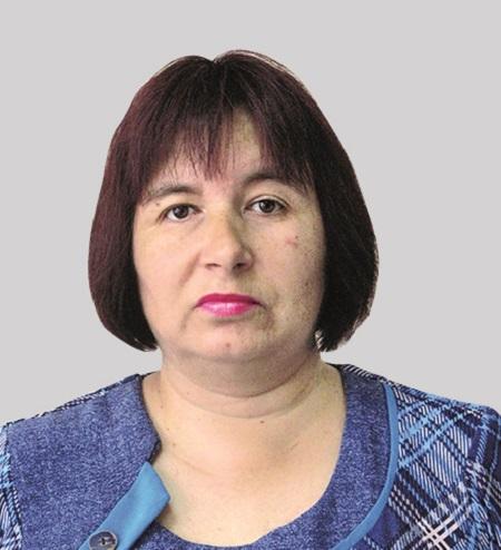 Путинцева Людмила Евгеньевна